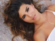 Karine Ferri en bikini au bord d'une piscine : Une jeune maman radieuse