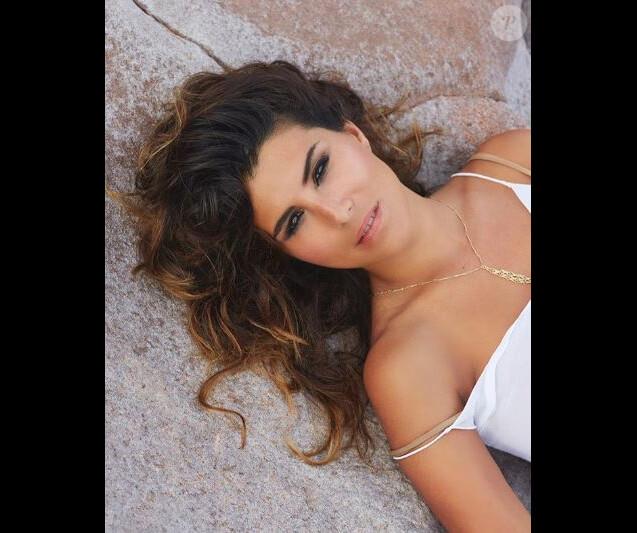Karine Ferri a accouché de son deuxième enfant, une petite fille prénommée Claudia - Instagram, 9 juillet 2018