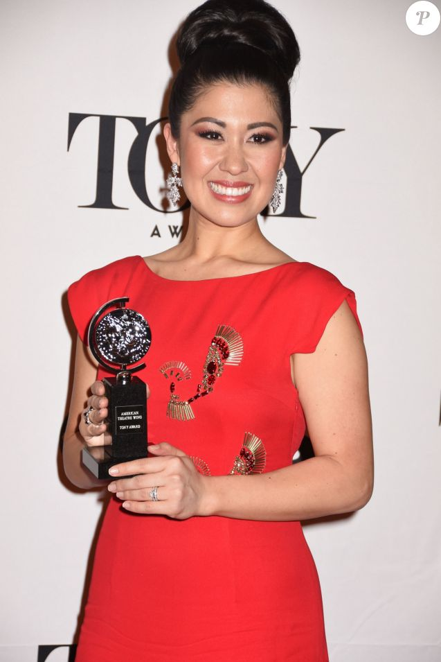 Ruthie Ann Miles lors des Tony Awards 2015 à New York