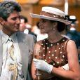 Julia Roberts en Vivian Ward et Richard Gere en Edward Lewis lors de la scène au polo dans Pretty Woman (1990) de Garry Marshall. © Walt Disney Studios Motion Pictures