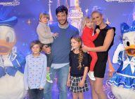 """Elodie Gossuin en vacances en famille : Sa belle """"brochette de réconfort"""""""