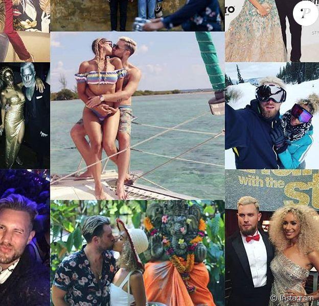 Dennis Jauch a adressé le 1er août 2018 une déclaration d'amour enflammée à sa compagne Leona Lewis pendant leur séjour à San Juan, Porto Rico, publiant un photomontage de quelques-uns de leurs meilleurs souvenirs à deux.