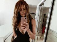 Caroline Receveur en maillot de bain : Jeune maman sexy à Saint-Tropez