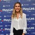 Joyce Jonathan - Soirée de lancement de PlayLink de PlayStation au Play Link House à Paris, France, le 12 octobre 2017. © Veeren/Bestimage