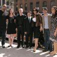 """Dwayne Johnson et l'équipe de """"Racing Dreams"""" au festival du film indépendant de TriBeCa, à New York, qui se tient du 22 avril au 3 mai 2009 !"""