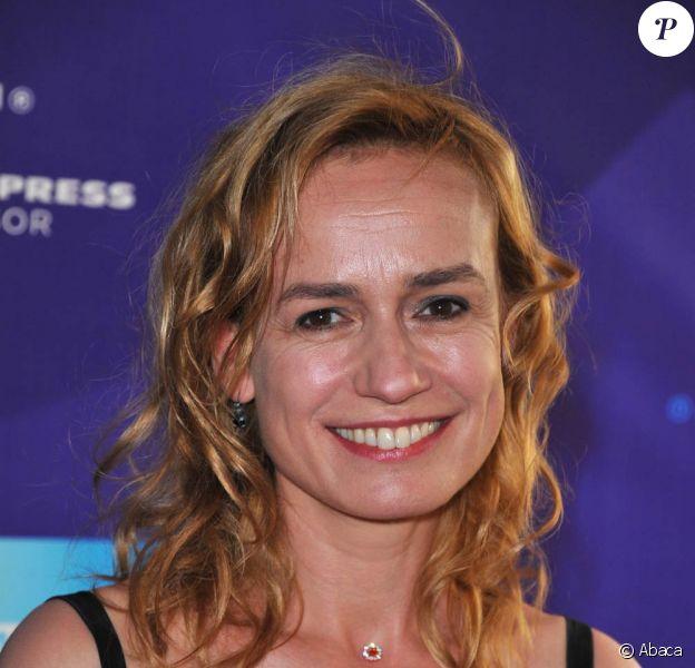 Sandrine Bonnaire au festival du film indépendant de TriBeCa, à New York, qui se tient du 22 avril au 3 mai 2009 !