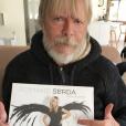 """Renaud soutient son ex-femme Romane Serda le jour de la sortie de son nouvel album intitulé """"Pour te plaire"""" le 9 mars 2018"""