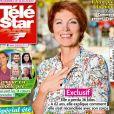 """Couverture du nouveau numéro de """"Télé Star"""" en kiosques le lundi 13 août 2018"""