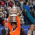 Rafael Nadal vainqueur du tournoi de tennis de Barcelone, le 26 avril 2009 !