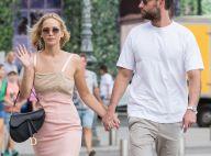 Jennifer Lawrence amoureuse : Balade romantique à Paris avec son petit ami