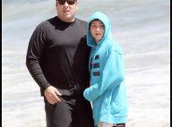 """Greg Grunberg de """"Heroes"""" : son fils Jake, épileptique, va beaucoup mieux ! Il s'éclate à la plage en famille !"""