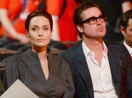 """Brad Pitt """"terrifié qu'Angelina fuie en Angleterre avec les enfants"""""""