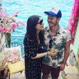 Sophie Ellis-Bextor et son mari Richard Jones (photo Instagram à Rovinj en juin 2018) attendent leur cinquième enfant, comme elle l'a révélé le 10 août 2018 à Chris Evans sur BBC Radio 2.