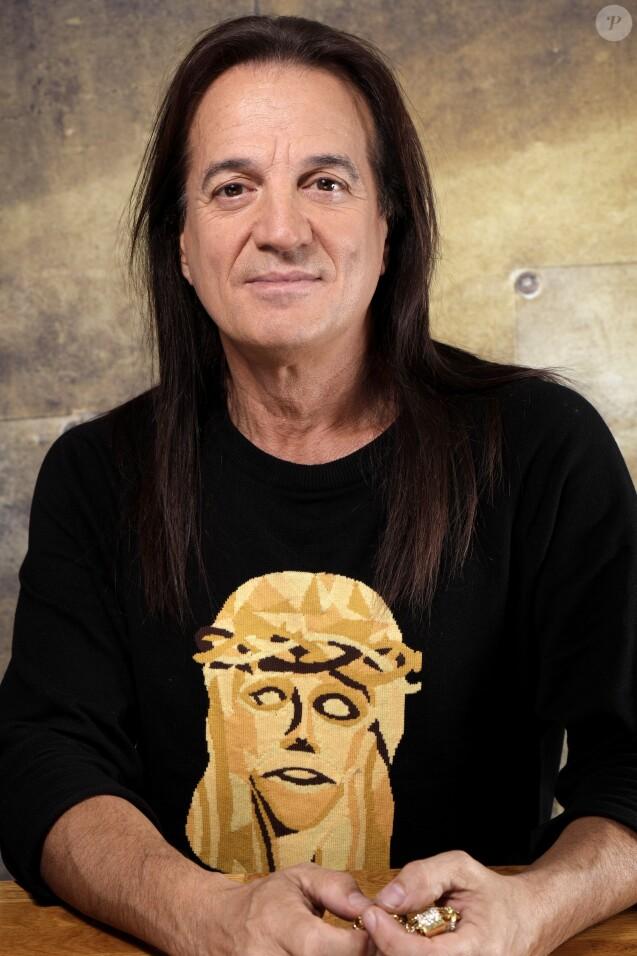 Francis Lalanne - Portrait - Paris le 14 septembre 2017