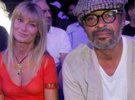 Yannick Noah : Radieux en vacances avec Isabelle Camus et leur fils Joalukas