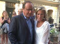 Julie Gayet et François Hollande : Couple uni pour soutenir Claire Chazal