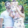 Laetitia Milot heureuse maman de Lyana - Instagram, 11 juillet 2018