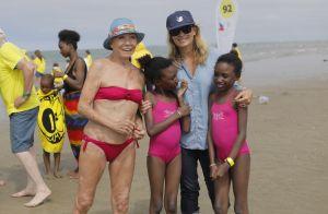 Valérie Trierweiler : Sortie à la mer sans son chéri mais avec Isabelle Aubret
