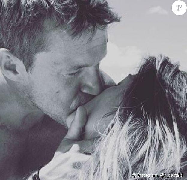 Benjamin Castaldi et sa femme Aurore Aleman - Instagram @b_castaldi, 21 septembre 2016