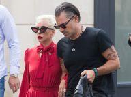 Lady Gaga : Balades et dîners romantiques à Paris avec son fiancé