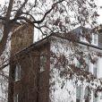 Image de la maison de James Matthews et Pippa Middleton dans le quartier de Chelsea à Londres en 2016.