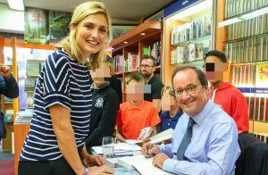 François Hollande et Julie Gayet : Nouvelle rencontre complice avec les fans