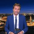 """Bertrand Chameroy critiqué pour sa première dans """"Touche pas à mon poste"""" sur C8 le lundi 3 septembre 2018."""