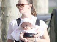 Jennifer Garner : petite virée à Boston avec ses deux adorables princesses ! Elle nous présente enfin Seraphina !