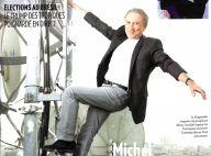 """Michel Drucker, sa grosse cuite... à 8 ans : """"J'ai fait un coma éthylique"""""""