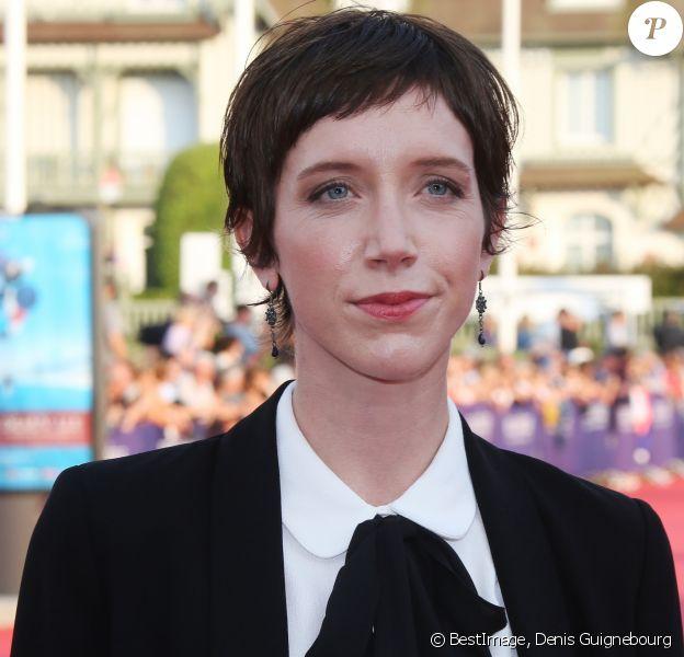 Sara Giraudeau - Ouverture du 44ème Festival du cinéma américain de Deauville le 31 aout 2018. © Denis Guignebourg/Bestimage