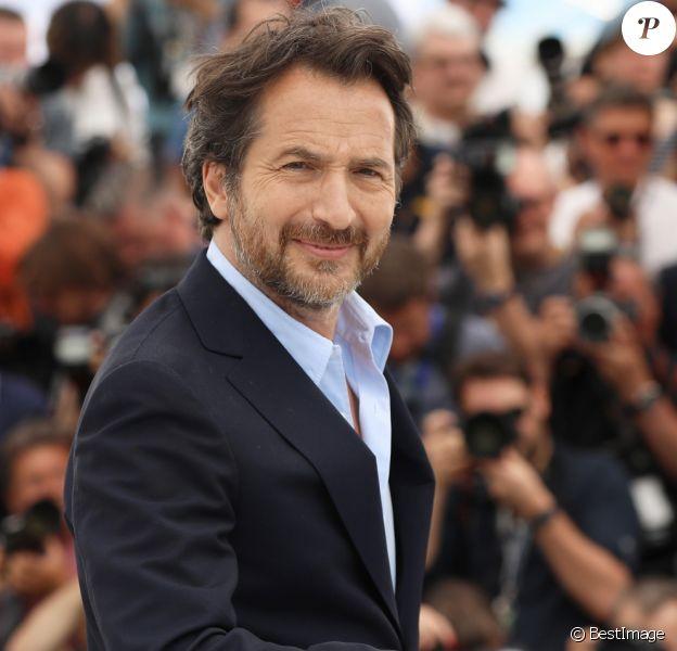 Photocall avec le maître de cérémonie Édouard Baer lors du 71ème Festival International du Film de Cannes le 8 mai 2018. © Borde/Jacovides/Moreau / Bestimage
