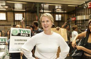 Cynthia Nixon : Lourde chute aux élections malgré le vote d'Amy Schumer