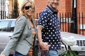 Patsy Kensit et son mari : un couple rayonnant et... tellement pop !