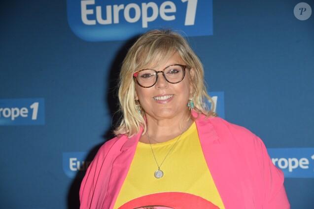 Laurence Boccolini - Conférence de rentrée de la radio Europe 1 à Paris le 6 septembre 2018. © Coadic Guirec/Bestimage