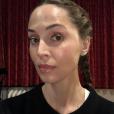 Eliza Dushku. Photo publiée sur Instagram en mai 2018.