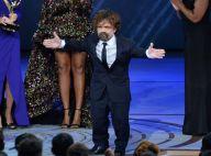 Emmy 2018 - Peter Dinklage (GoT) se rattrape auprès de son épouse, très émue
