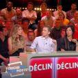 Vanessa Lawrens évoque son parcours dans la télé-réalité dans Touche pas à mon poste, diffusé mercredi 19 septembre 2018 - C8