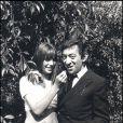 Serge Gainsbourg et Jane Birkin.