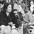 Jane Birkin et Jacques Doillon à Paris, en 1981.