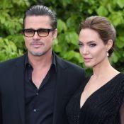 """Angelina Jolie et Brad Pitt : Retrouvailles """"secrètes"""" au domicile de l'actrice"""