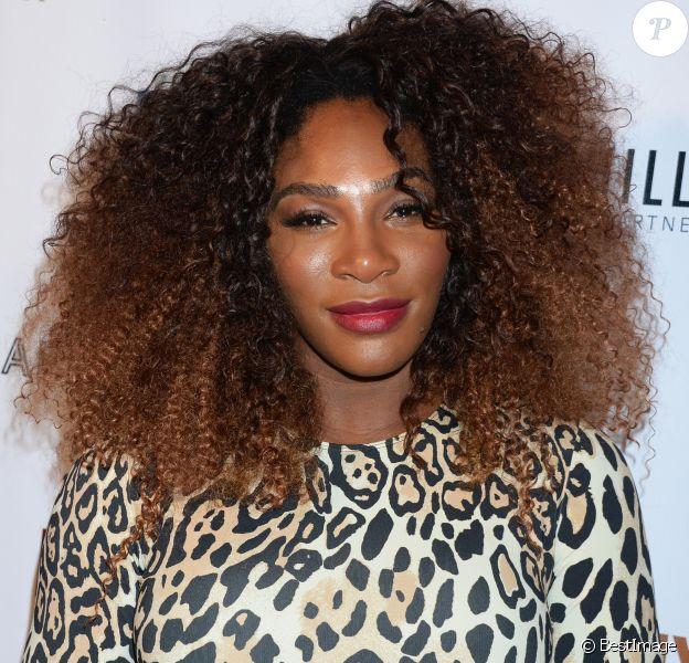 Serena Williams - Soirée Imagine Ball 2018 au Peppermint Club à Los Angeles, le 23 septembre 2018.