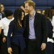 Meghan Markle et le prince Harry complices: entre eux, c'est vraiment physique !