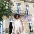 Défile de mode Jacquemus, collection prêt-à-porter printemps-été 2019 à l'ambassade d'Italie à Paris le 24 septembre 2018. © CVS / Veeren / Bestimage
