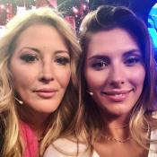Loana, son retour à la télé : L'ex-bimbo rayonnante complice avec Camille Cerf