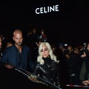 Fashion Week : Lady Gaga, iconique pour Hedi Slimane face à Lou Doillon
