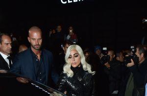 Fashion Week : Lady Gaga, iconique pour Hedi Slimane face à Lou Doillon