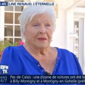 """Line Renaud donne des nouvelles de Jacques Chirac : """"Il est solide"""""""