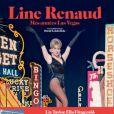 """Couverture du livre de Line Renaud """"Mes années Las Vegas"""" sorti le 20 septembre 2018 aux éditions La Martinière."""