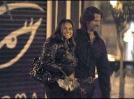 Lorenzo Lamas : Le Rebelle se montre romantique... avec sa chérie espagnole !