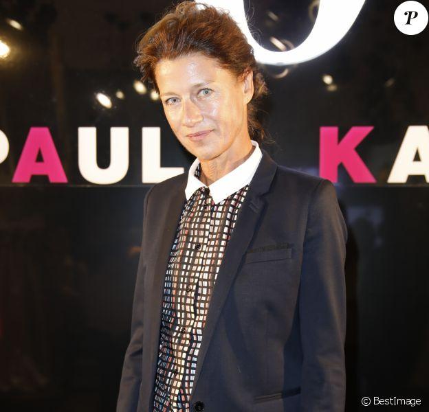 Exclusif - Carole Gaessler - Soirée du 30ème anniversaire de la maison Paule Ka à Paris le 30 septembre 2018. © Marc Ausset-Lacroix/Bestimage